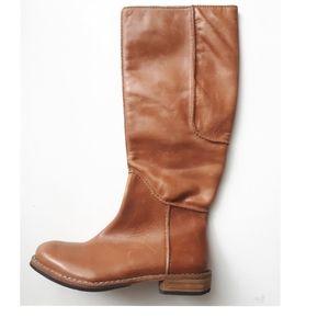 🛑 Modern Vintage Leather Boots